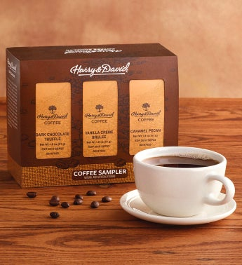 Coffee Sampler 6-Pack