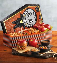 Halloween Caramel Apple Kit