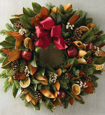 2234 magnolia wreath