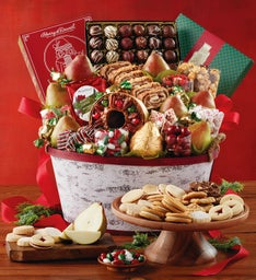 Celebration Christmas Gift Basket