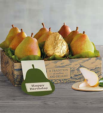 Birthday Royal Riviera® Pears Gift Box