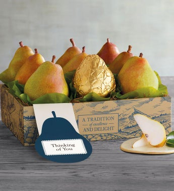 Pick Your Occasion Pear Gift Box