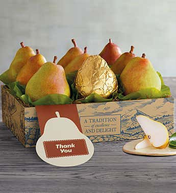 Thank You Royal Riviera® Pears Gift Box