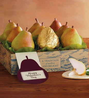 Royal Riviera® Valentine's Day Pears