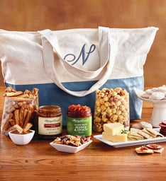 Personalized Snack Tote Gift