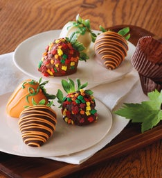 Harvest Chocolate-Covered Strawberries - Half Dozen