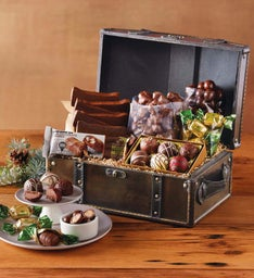 Chocolate Treasure Box