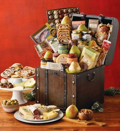 Vintage Gourmet Celebration Chest
