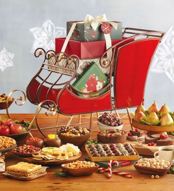 Ultimate Holiday Sleigh of Treats
