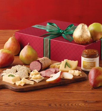 Pear Delights Gift Box