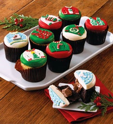 Holiday more® Cupcakes