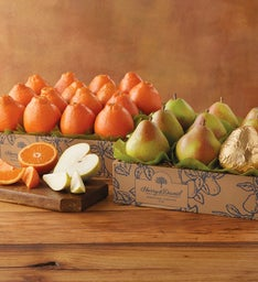 HoneyBells and Royal Riviera® Pears