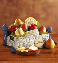 Specialty regional sympathy gift baskets harry david classic sympathy gift basket snipeimage negle Images