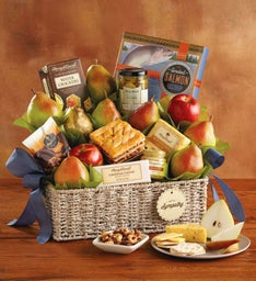 Sympathy gift baskets in memory of gifts harry david grand sympathy gift basket negle Choice Image