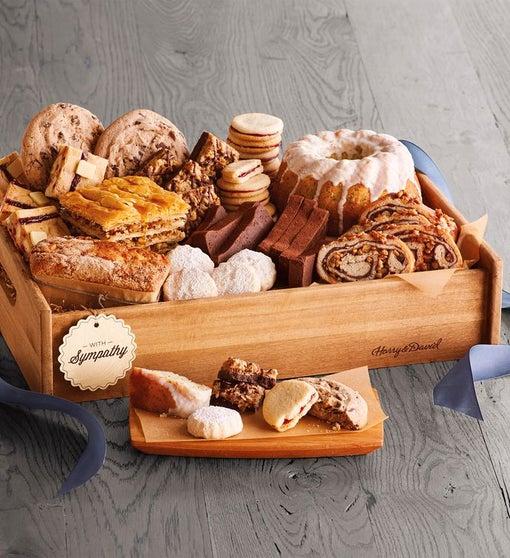 Sympathy Bakery Gift Tray