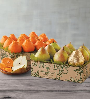 Royal Riviera® Pears and January HoneyBells