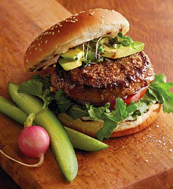 Steak Burgers – Twelve 5.3-Ounce USDA Prime