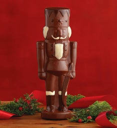 Chocolate Nutcracker Centerpiece