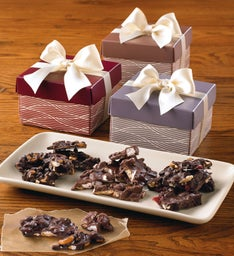 Chocolate Waves Snacking Trio