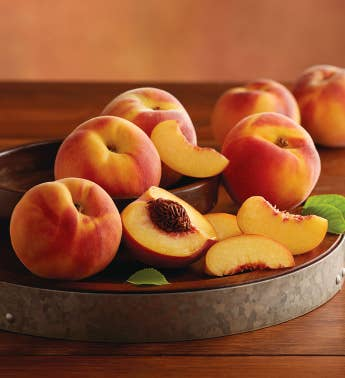 Organic Oregold174 Peaches