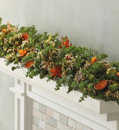 Harvest Apple Garland