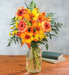 Autumn Daisy Bouquet