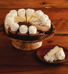 The Cheesecake Factory® Sampler