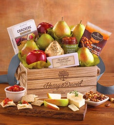 12-Month Signature Light Gift Basket Fruit-of-the-Month Club® Collection (Begins in December)