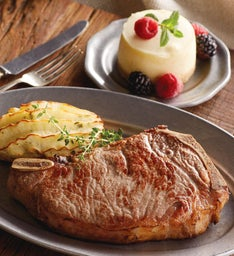 Stock Yards®-Bone-In New York Strip Steak Meal