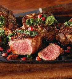 Stock Yards® Lamb Porterhouse – Four 6-Ounce