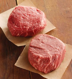 Stock Yards® Grass-fed Filets Mignons - Two 8-ounce USDA Choice