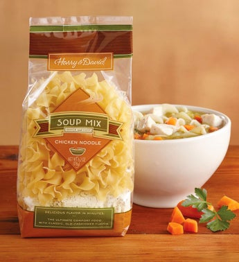 Hearty Chicken-Noodle Soup Mix
