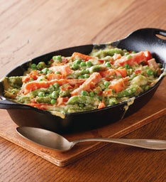 Stock Yards® Spring Peas with Bacon