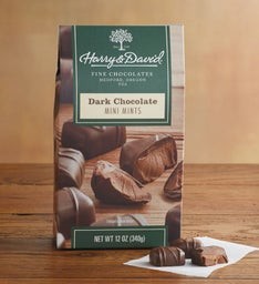 Dark Chocolate Mini Mints (12 oz)
