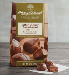 After Dinner Truffles - Dark, Milk, Dark Mint (12 oz)