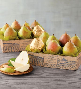 Two Boxes Of Royal Verano174 Pears SnipeImage