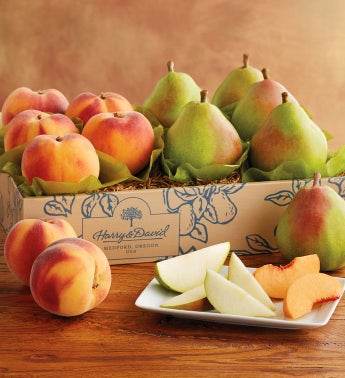 Royal Verano Pears and Oregold® Peaches