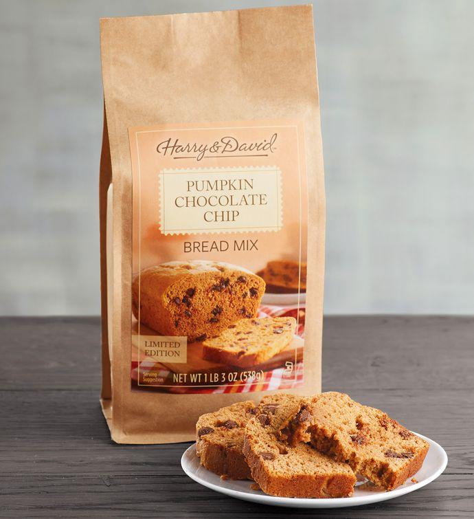 Pumpkin Chocolate Chip Bread Mix