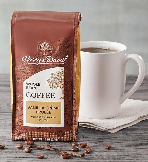 Vanilla Crème Brulée Coffee