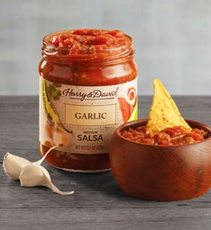 Garlic Salsa
