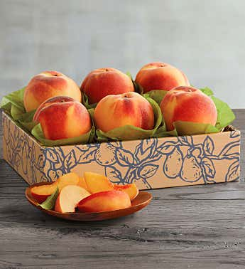 Cream of the Crop Oregold® Peaches