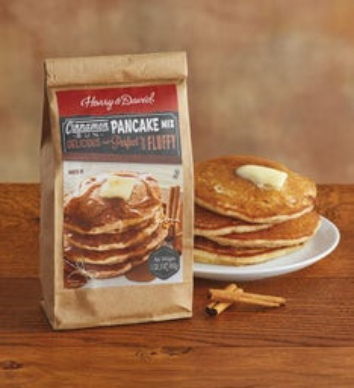 Cinnamon Bun Pancake Mix