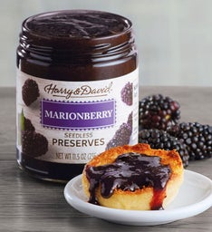 Marionberry Preserves