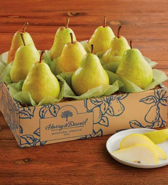 Fall Bartlett Pears