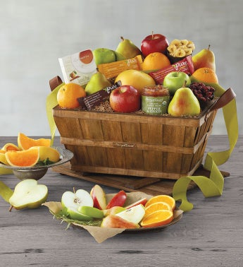 Organic Gift Baskets Organic Food Fruit Delivery Harry David