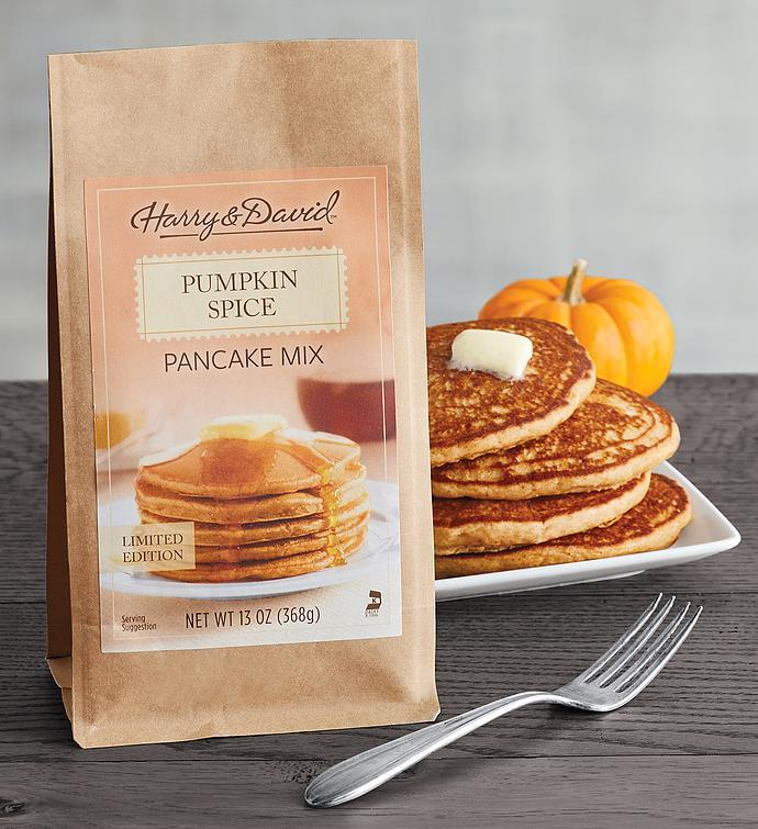 Pumpkin Spice Pancake Mix