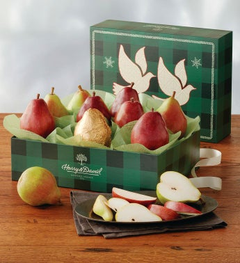 Holiday Pears