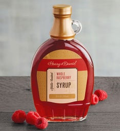 Whole Raspberry Syrup