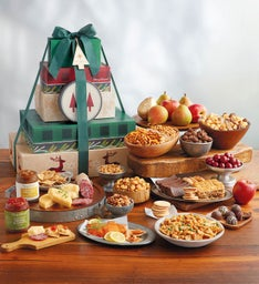 Ultimate Holiday Tower of Treats® Gift
