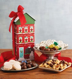 Holiday House of Sweet Treats